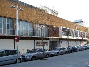 El Club Sabadell, fundado en el año 1916, tiene unos 25.000 socios. Crédito: Vetranio