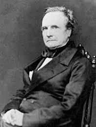 Retrato de Charles Bagagge en el año 1860. Crédito: Wikimedia