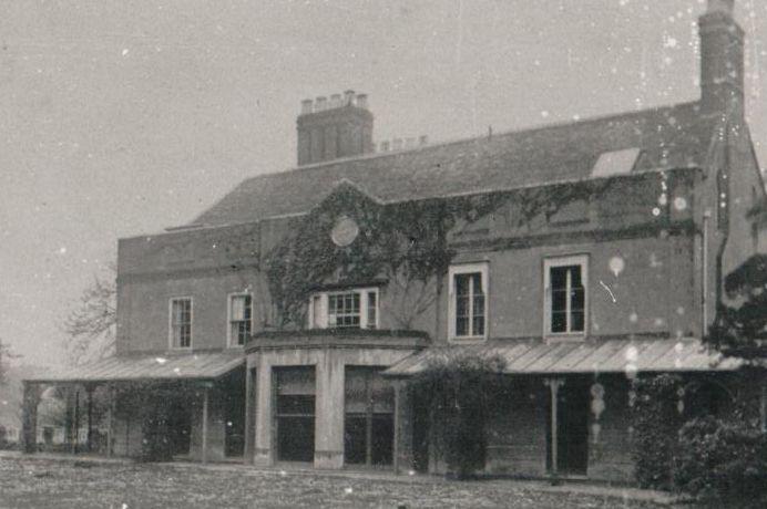 Fordhood. Fotografía del año 1903. Crédito: web ealingnevsextra.co.uk