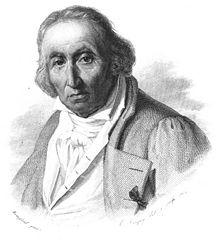 Retrato de Joseph Marie Jacquard. Crédito: Wikipedia