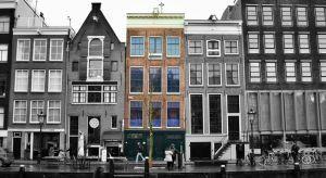 Edificio en donde vivió la familia Frank entre 1938 y 1942. Crédito: web cienciahistorica.com