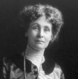 Emmeline Pankhusrt
