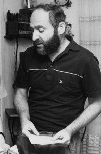 El visionario padre de Judit Polgar, el maestro Lászlo Polgar. Crédito: Wikipedia