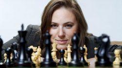 Judit Polgar extraordinaria ajedrecista húngara. Crédito: web abcblogsabc.es Federico Marín Bellón