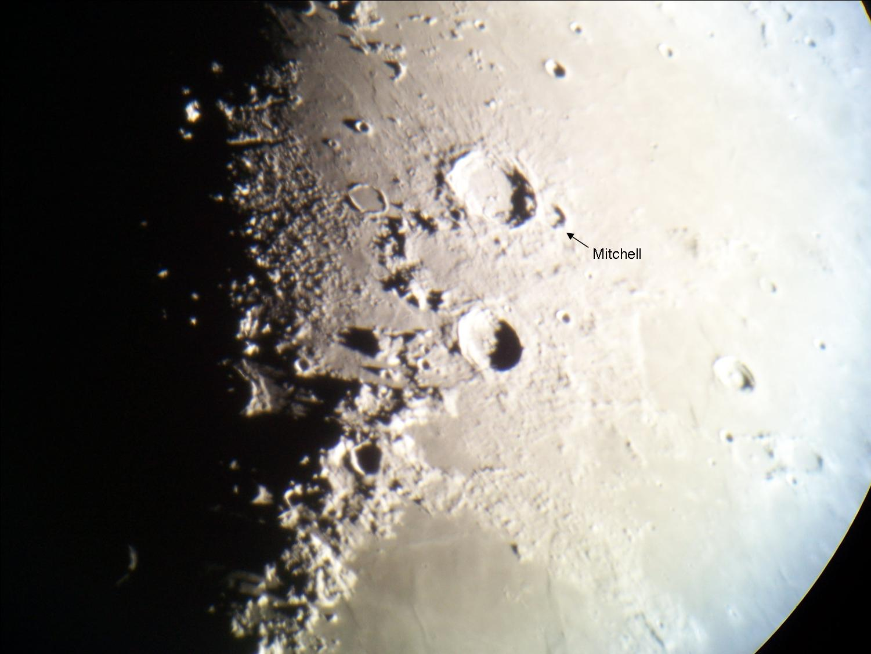 Imagen captada el 28 de otubre de 2006, en el Observatorio McDonald. Crédito: Wikipedia. Eric Kounce