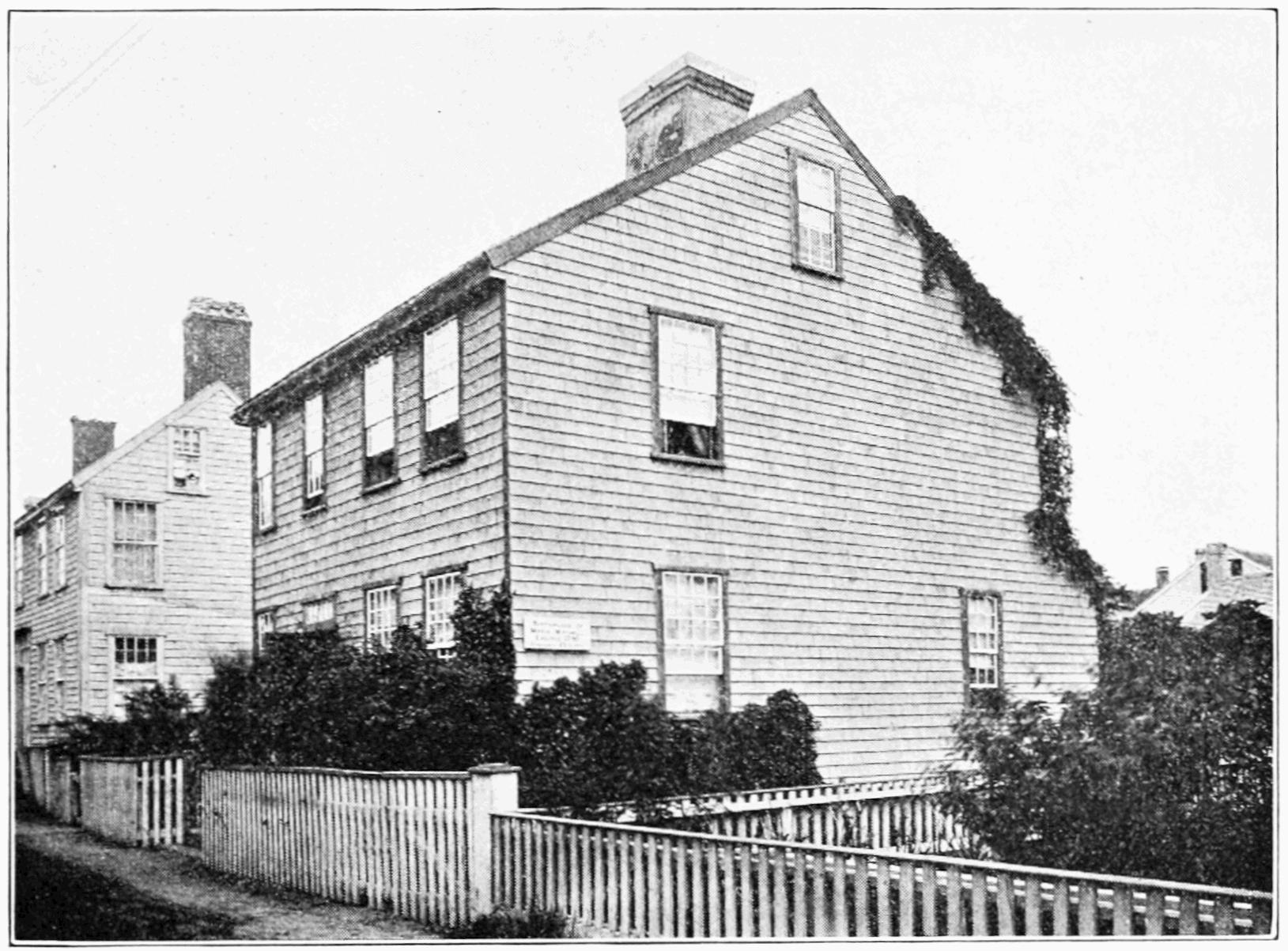 Memorial de María Mitchell en Nantucket. Crédito: Wikimedia