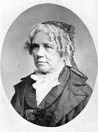 María Mitchelll. Crédito: Wikimedia. Nantucket Historical Association