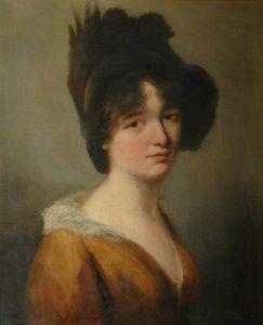 Retrato de Mary Somerville, realizado por John Jackson. y conservado en el Somerville College de Oxford. Crédito: web art.uk.org