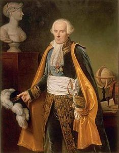 Pierre Laplace, astrónomo, físico y matemático francés. continuador de la Mecánica de Newton. Crédito: Wikipedia