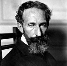 Retrato del poeta uruguayo Horacio Quiroga. Crédito: Wkimedia Commons