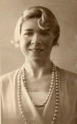 Retrato de la poetisa argentina, Alfonsina Storni. Crédito: Wikipedia