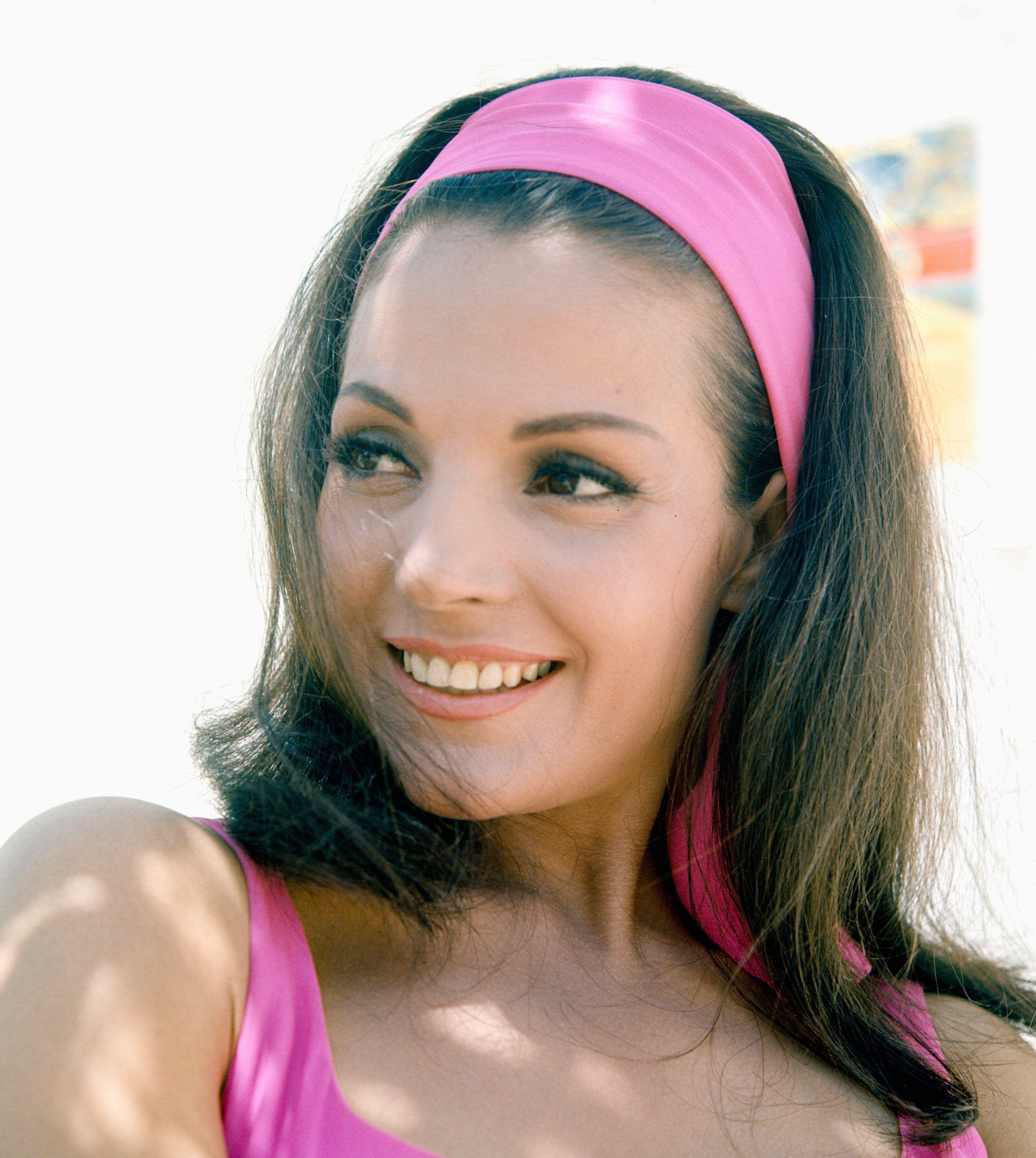 Carmen Sevilla en todo el esplendor de su bella personalidad en 1966. Crédito: web revistavanityfair.es