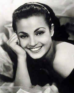 Carmen Sevilla y su maravillosa sonrisa. Crédito: web discogs.com