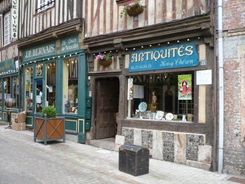 Bernay está en el corazón de Normandía, a 150 km de París. Crédito: web france-voyage.com