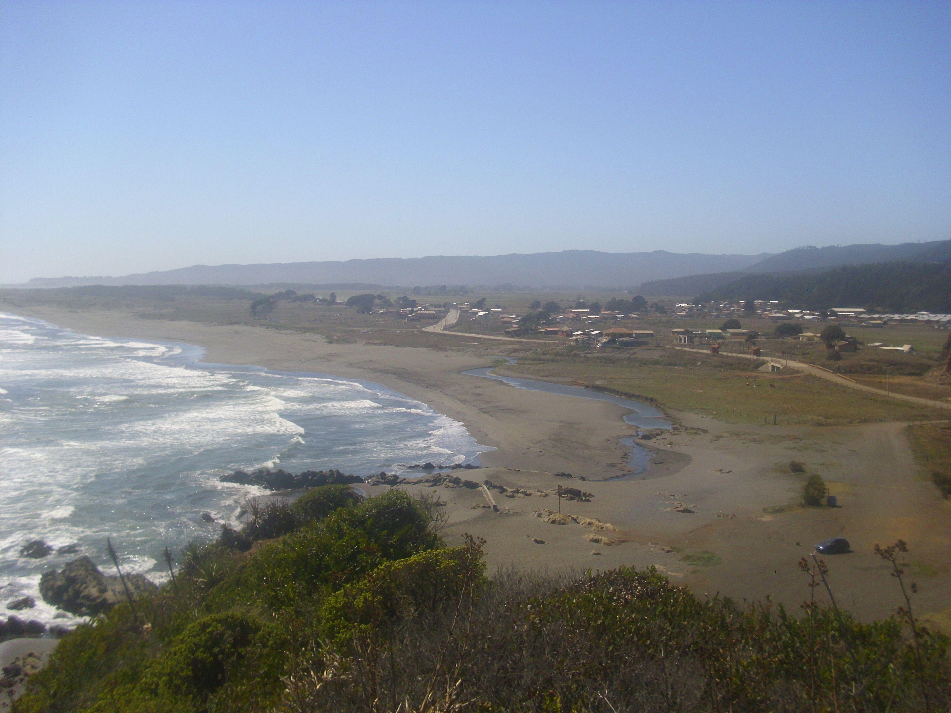 """Coelemu era una posta, en el llamado """"Camino de la Colonia"""" que unía Concepción con Talca, vía Cauquenes. Crédito: Wikipedia"""