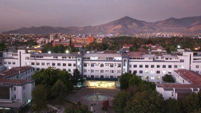 Hospital Clínico de la Universidad de Chile. Alma Mater de Marcela Contreras. Crédito: web chicure.com