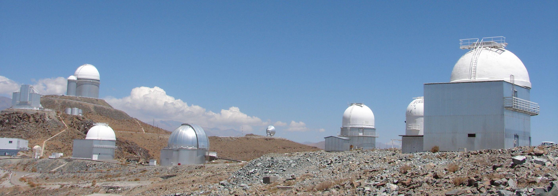 Observatorio de La Silla, en Chile, diciembre de 2007. Crédito: WikimediaCommons. Masteruk