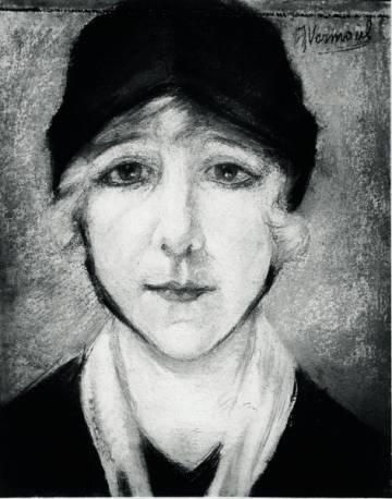 Retrato de Suzanne Noël, cedido por el Club Soroptimist de París. Crédito: web de elpais.com