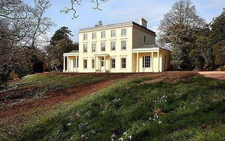 La mansión de Agatha Christie, cedida por sus hijos al National Trust. Crédito: web telegraph.com.uk