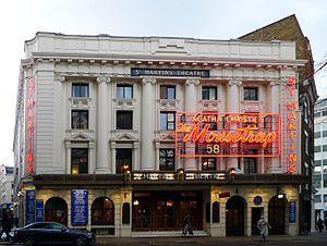 El teatro St. Martin en el año 2010. Crédito: Wikipedia.