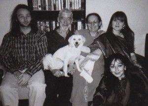 La familia Ferrer al completo. Biografía de Anna Ferrer