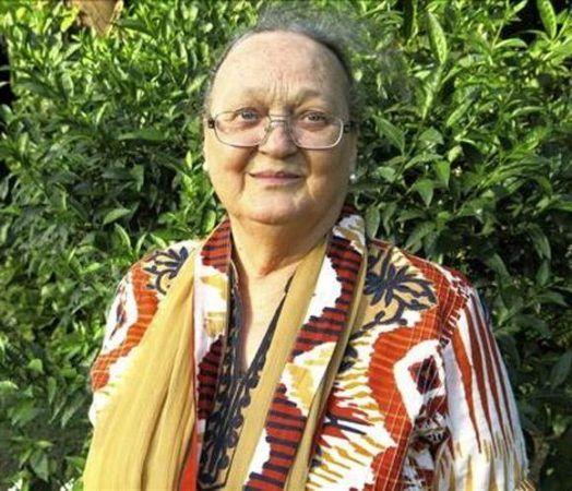 Biografía de Anna Ferrer solidaria británica