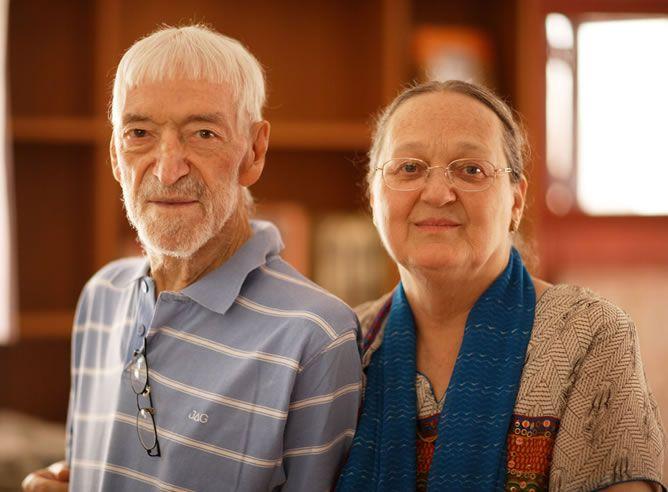 Anna y Vicente. Biografía de Anna Ferrer