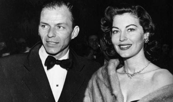 Ava Gardner y Frank Sinatra. Crédito: Daniel Bates. Daily Express.