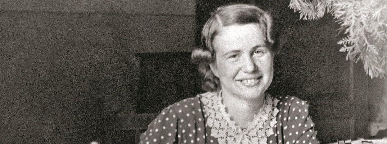 Irena Sendlerowa después de los años terribles de la dominación nazi en Varsovia. Crédito: web newsweek.pl