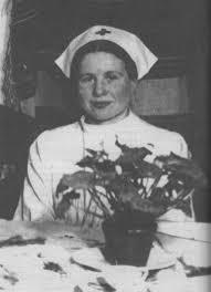 La heroica enfermera Sendlerowa en la Navidad del año 1944 en Varsovia. Crédito: Anna Mieszkowska.