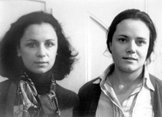 Ana de Palacio nació en 1949. Loyola de Palacio, en 1950. Crédito: blog loyoladepalacio.blogspot.com