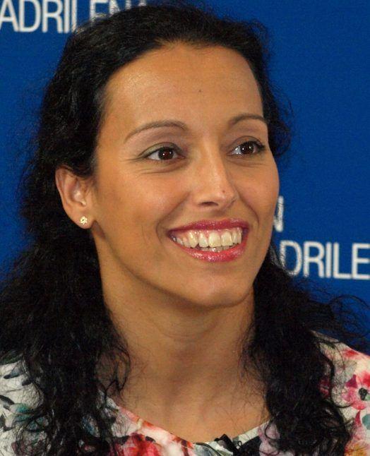 La gran deportista Teresa Perales, campeona de natación paralímpica. Crédito: Wikipedia
