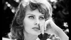 Sofía Loren bella actriz italiana. Crédito: web larepublica.pe