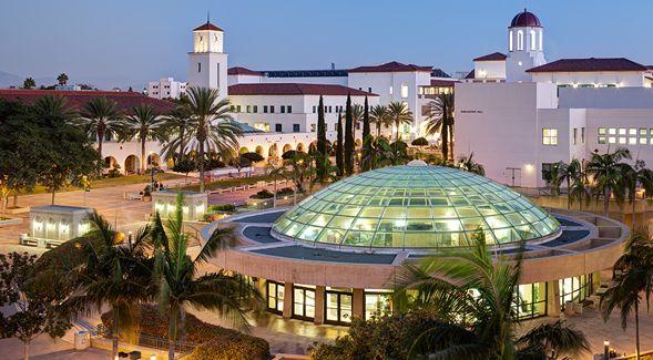 Universidad pública de investigación en San Diego, California. Crédito: web newscenter.sdsu.edu