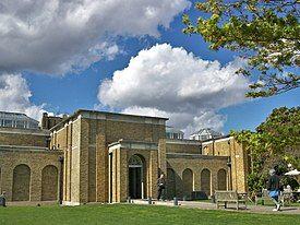 Museo de arte inaugurado en Dutwich eb 1817. Crédito: Wikipedia.