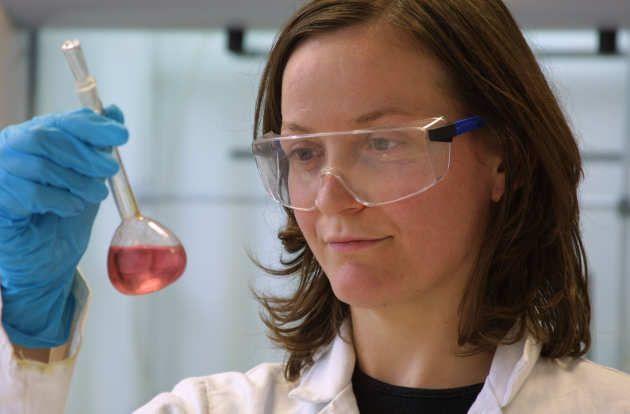 Elsie Widdowson doctora en química por el Imperial College London. Crédito: web imperial.ac.uk