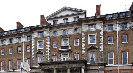El King College es uno de los grandes hospitales docentes de Londres. Crédito: web supportkings.org.uk