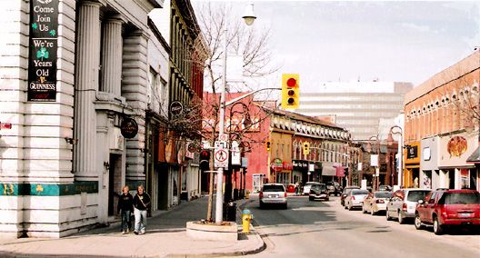 St. Catharines es una ciudad localizada en la provincia canadiense de Ontario. Crédito: web es.wikipedia.org