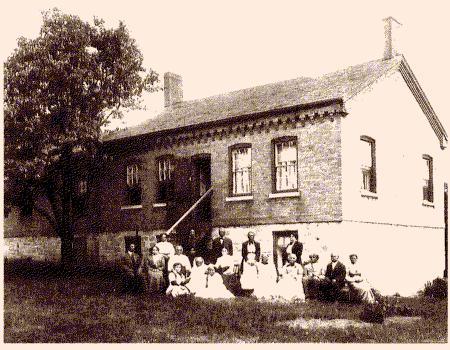El Estado de Nueva York ha conservado la casa en donde vivió Harriet con su familia. Crédito: web nyhistory.com