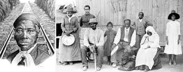 """Harriet Tubman fue sin duda la """"conductora"""" más popular. Crédito: web vidaalterna.com/zarlene"""