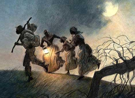 Harriet Tubman luchó toda su vida contra la esclavitud. Crédito: web laislabronka.wordpress.com