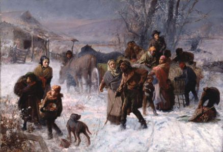 El ferrocarril subterráneo ayudó a escapar a miles de esclavos. Crédito: web es.noticias.yahoo.com/blogs/cuaderno-historias