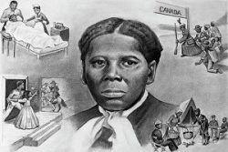 Hariet Tubman luchó toda su vida contra la esclavitud. Crédito: web Harriet-tubman.org