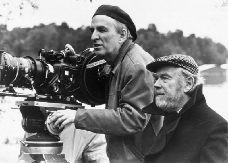 Ingmar Bergman, notable guionista y director de teatro y cine sueco, Crédito: web rcnradio.com