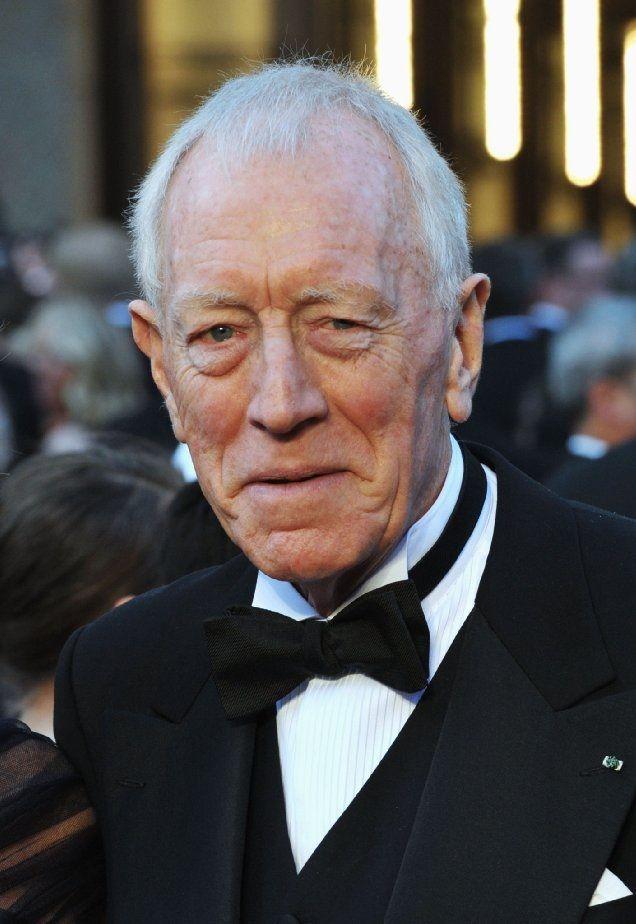 Max von Sydow es uno de los actores más respetados de la industria del cine. Conocido principalmente por sus trabajos con Ingmar Bergman. Crédito: wikimedia