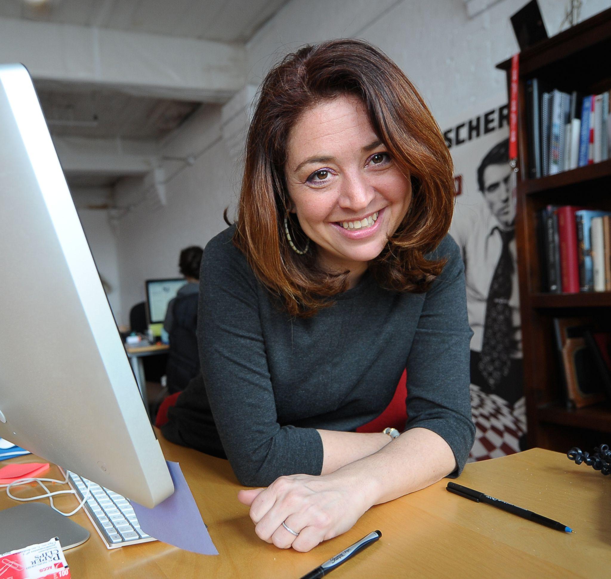 Liz Garbus es directora y productora, de gran éxito cinematográfico.