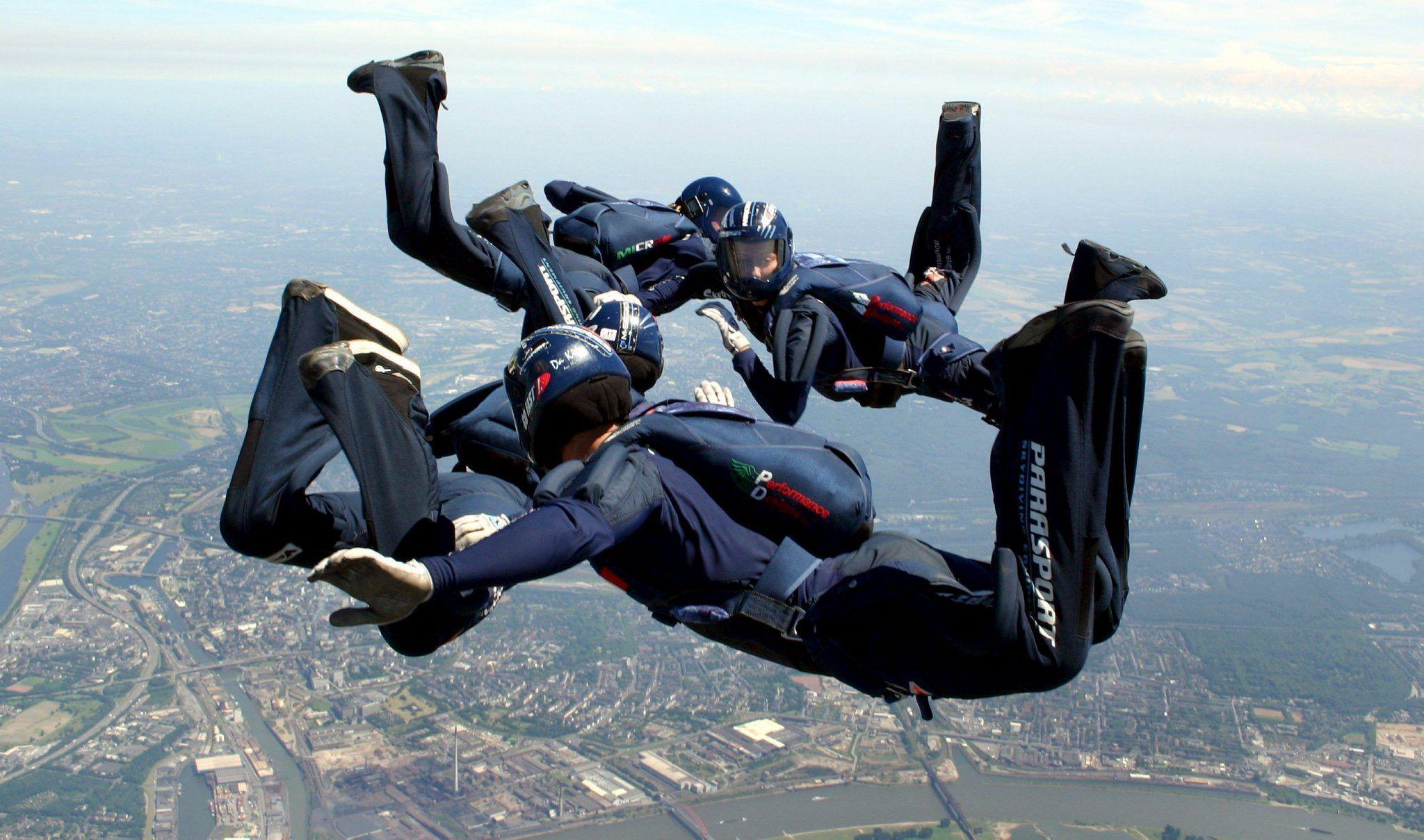 Svetlana Savitskaya estableció récords mundiales de paracaidismo. Crédito: web viajes.efetur.com