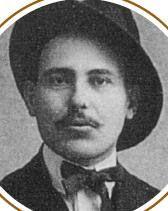 Lorenzo Aguirre fue promotor de las Fogueres de Sant Joan y autor de los primeros carteles de estas fiestas. Crédito: web alicantevivo.org