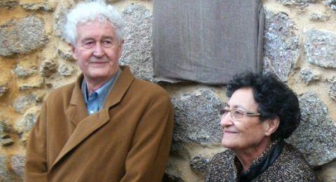 Francisca Aguirre y Félix Grande, dos insignes POETAS españoles. Crédito: web nuevatribuna.es