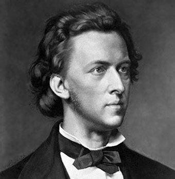Fréderic Chopin, pianista y compositor polaco. Crédito: web biografiasyvidas.com